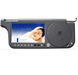 Touch Screen Car LCD and Car DVD Player with DIVX,MP3,MP4,DVD