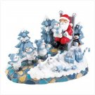 SNOWBUDDIES SINGING SANTA VISIT