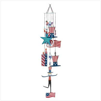 ALL-AMERICAN WINDCHIME