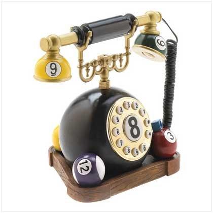 EIGHT BALL PHONE