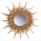 FANCY SUN WALL MIRROR