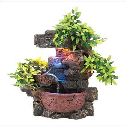 WOODLAND SPLENDOR FOUNTAIN