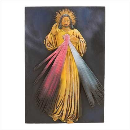 GLORIOUS JESUS PLAQUE