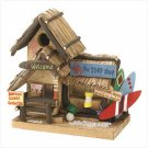 SURF SHACK BIRDHOUSE