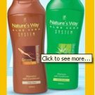 NATURE'S WAY Aloe Vera Shampoo with Conditioner Vita-Vim & Vita-Sheen 200 ml