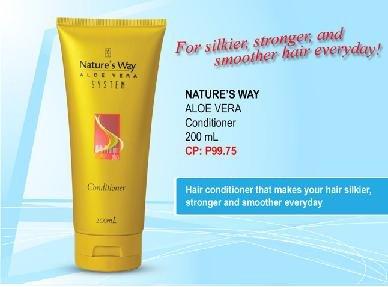NATURE'S WAY Aloe Vera Conditioner 200ml