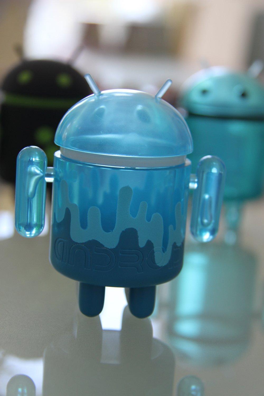 Genuine Android Mini Collectible Series 2 - Iceberg