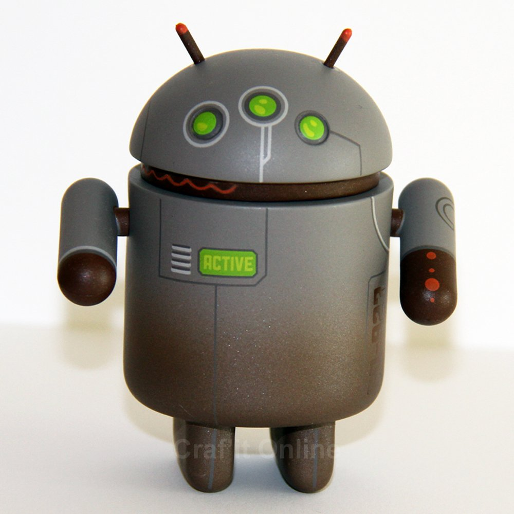 Genuine Android Mini Collectible Series 2 - GD-927