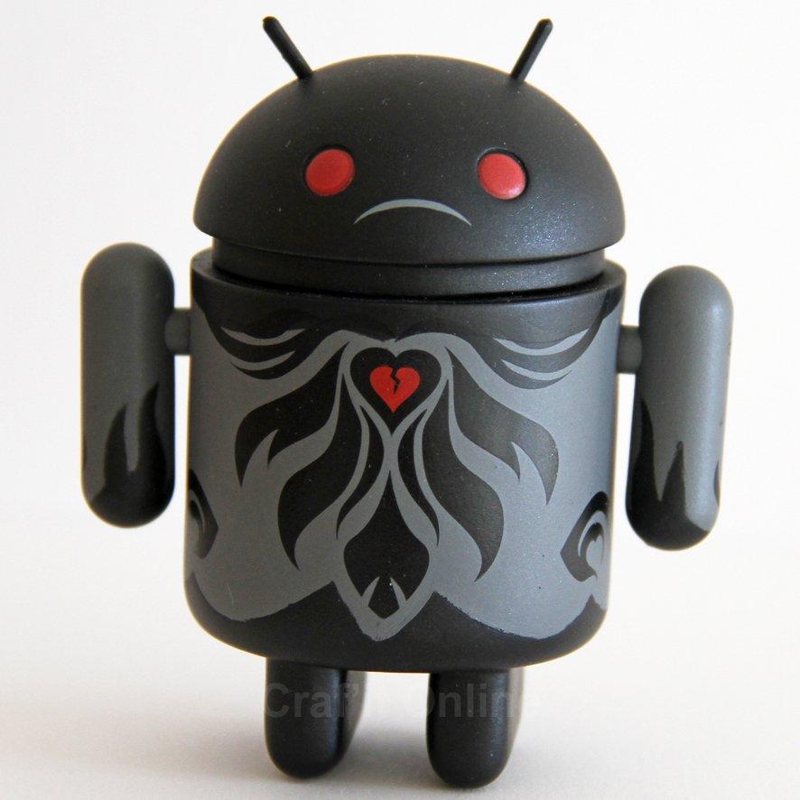 Genuine Android Mini Collectible Series 2 - BlackBeard