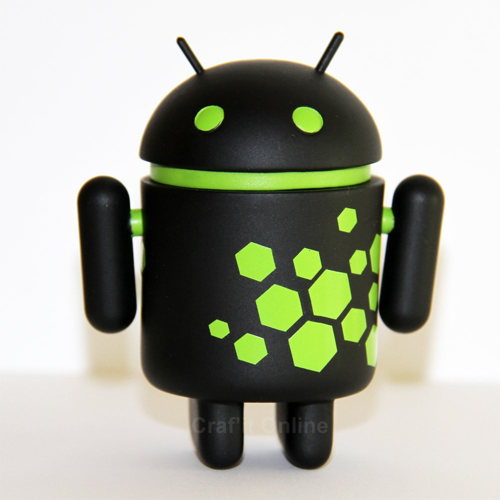 Genuine Android Mini Collectible Series 2 - Hexcode