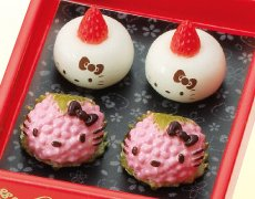 Re-Ment Hello Kitty Sweet Shop No.1