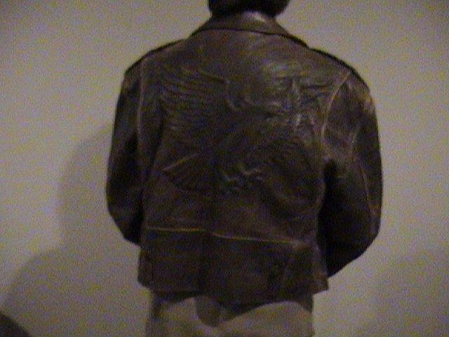 Eagle Leather Jacket