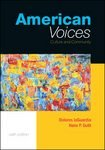 American Voices 6th Edition