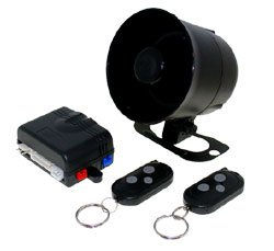 Pyle 2-Button Vehicle Security System PWD201K