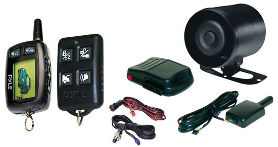 Pyle LCD 2-way Security System