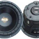 Lanzar Max Pro 10'' 1200 Watt Small Enclosure Dual 4 Ohm Subwoofer