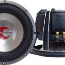 Lanzar Optidrive 12'' Die-Cast Aluminum Alloy Cone Dual 2 Ohm Subwoofer 1800watts