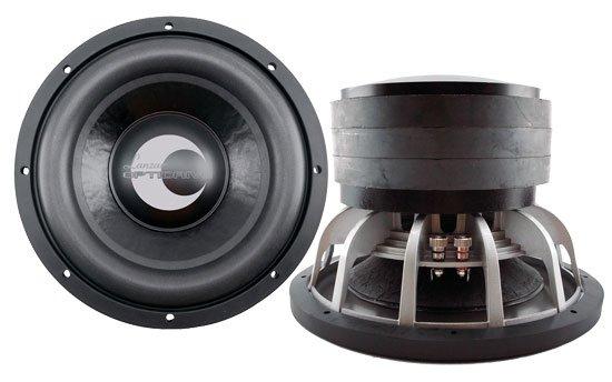 Lanzar Optidrive 12'' High Power Dual Voice Subwoofer 6000 Watts