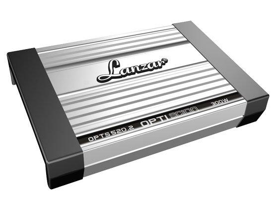 Lanzar Opti Scion 380 Watt 2 Channel Competition Amplifier