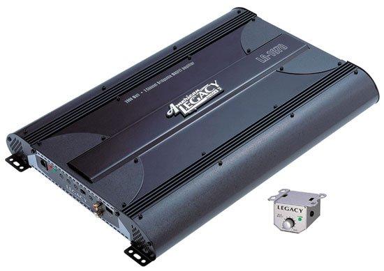 Legacy 2000 Watt 2 Channel Bridgeable MOSFET Amplifier