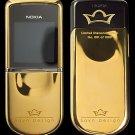Nokia 8800 sirocco Diamond edition