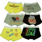 Lot of 6 pcs 09 DSQUARED D2 Man's boxers/briefs Underwear pack No 22