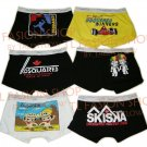 Lot of 6 pcs 09 DSQUARED D2 Man's boxers/briefs Underwear pack No 28