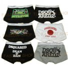 Lot of 6 pcs 09 DSQUARED D2 Man's boxers/briefs Underwear pack No 31