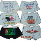 Lot of 6 pcs 09 DSQUARED D2 Man's boxers/briefs Underwear pack No 7