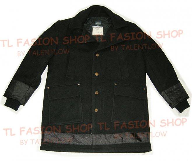 New G-Star raw mans wool long Military winter jacket/coat