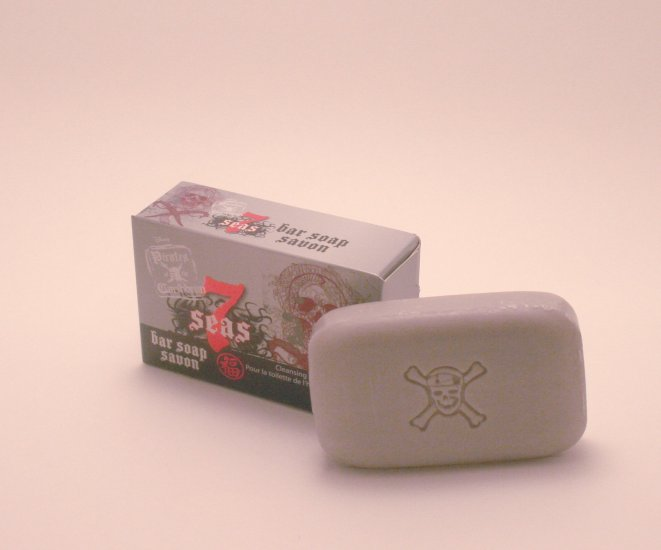 Disney's Pirates of the Caribbean Bar of Soap
