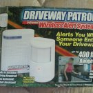 Driveway Patrol Infrared Wireless Alert System