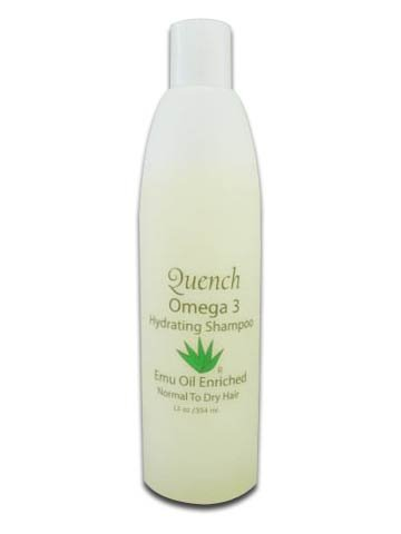 Hair Shampoo Quench Omega-3