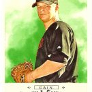 2009 Topps Allen & Ginter Matt Cain #8 Giants