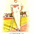 2009 Topps Allen & Ginter Joe Mauer #92 Twins