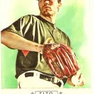 2009 Topps Allen & Ginter Barry Zito #123 Giants