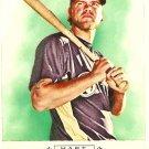 2009 Topps Allen & Ginter Corey Hart #154 Brewers