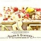 2009 Topps Allen & Ginter Shane Victorino #162 Phillies