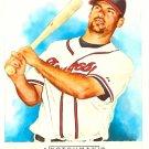 2009 Topps Allen & Ginter Casey Kotchman #189 Braves