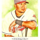 2009 Topps Allen & Ginter Jhonny Peralta #197 Indians