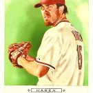 2009 Topps Allen & Ginter Dan Haren #298 Diamondbacks