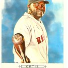 2009 Topps Allen & Ginter David Ortiz SP #300 Red Sox