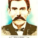 2009 Topps Allen & Ginter Doc Holliday SP #343
