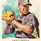 2009 Topps Allen & Ginter Yovani Gallardo SP #347 Brewers
