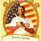 2009 Topps Allen & Ginter NP Justin Upton #NP2 Diamondbacks