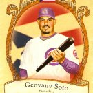 2009 Topps Allen & Ginter NP Geovany Soto #NP4 Cubs
