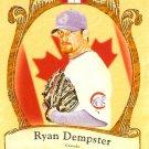 2009 Topps Allen & Ginter NP Ryan Dempster #NP5 Cubs
