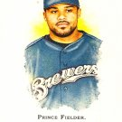 2007 Topps Allen & Ginter Prince Fielder #290 Brewers