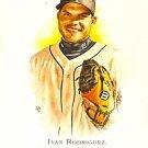 2007 Topps Allen & Ginter Ivan Rodriguez #85 Tigers