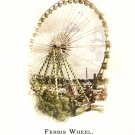 2007 Topps Allen & Ginter Ferris Wheel #53